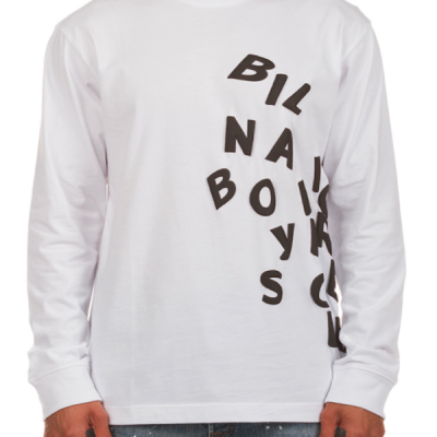 Billionaire Boys Club – Explorer ls Knit – White