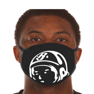 Billionaire Boys Club – Hidden Helmet Mask – Black