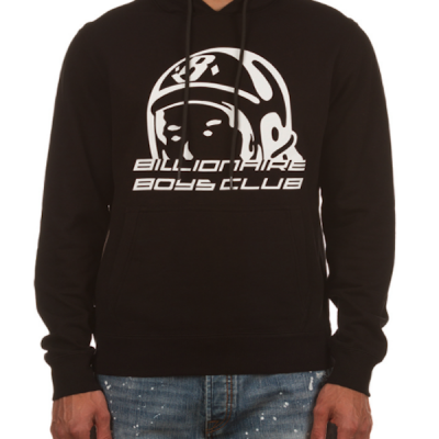 Billionaire Boys Club – Space Cadet Hoodie – Black