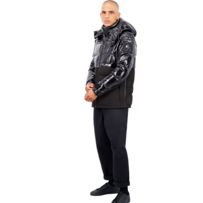 Moose Knuckles – Dugald Jacket – Black