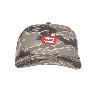 Ice Cream – Hidden Dad Hat – Camo