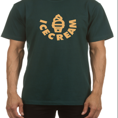 Ice Cream – Soft Serve Tee – Green