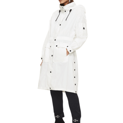 Moose Knuckles – Acceptance Anorak – White