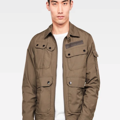 G Star RAW – Air Blaze Jacket – Combat (Olive)