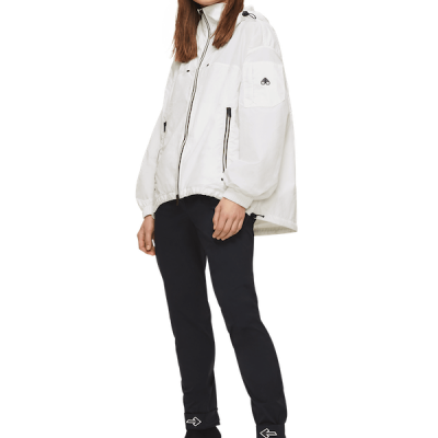 Moose Knuckles – Audition Anorak – White