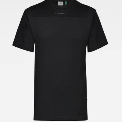 G Star RAW – Moto Mesh T-Shirt – Black