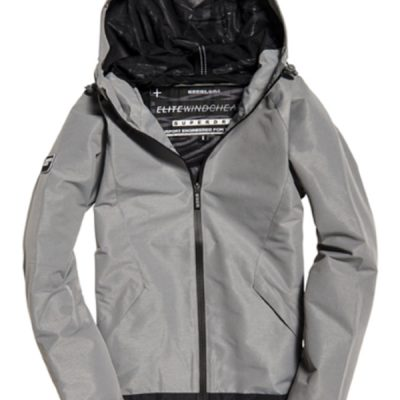 Superdry – SD Wind cheater – Grey