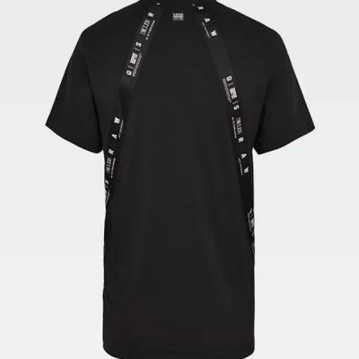 G-Star RAW – Sport Tape Shirt – Black