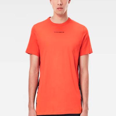 G-Star RAW – Sport Tape Shirt – Orange