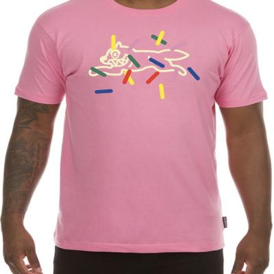 Ice Cream – Sprinkle Tee – Pink