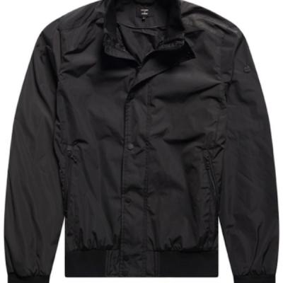 Superdry – Studio Harrington Jacket – Black