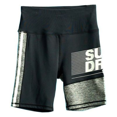 Superdry – Training shorts – Grey