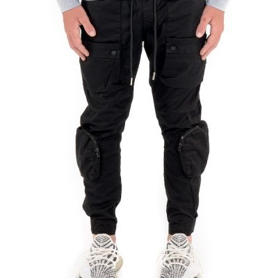 Kuwalla TEE – Utility Pant – Black