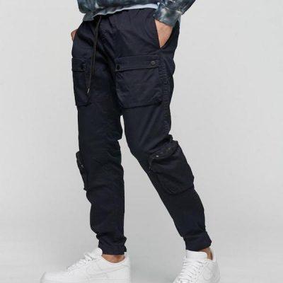 Kuwalla TEE – Utility Pant – Navy