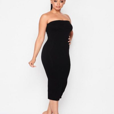 HD – Tube Dress – Black