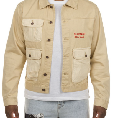 Billionaire Boys Club – Freemont Jacket – Khaki