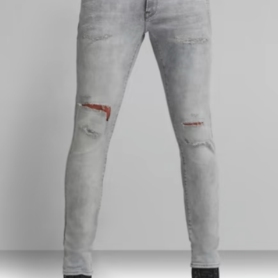G Star RAW – Lancet Skinny – Oreon Grey