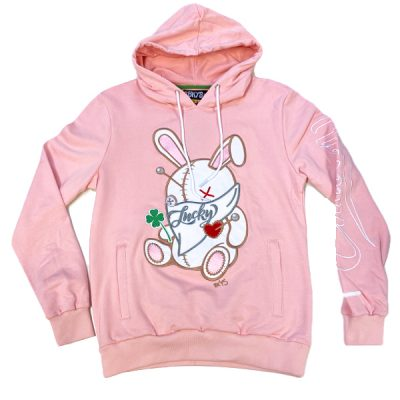 BKYS – Lucky Hoodie – Pink