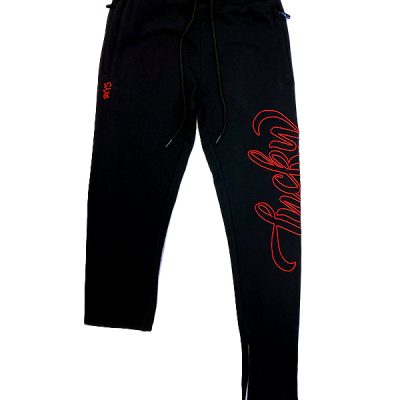 BKYS – Lucky Sweat Pants – Black