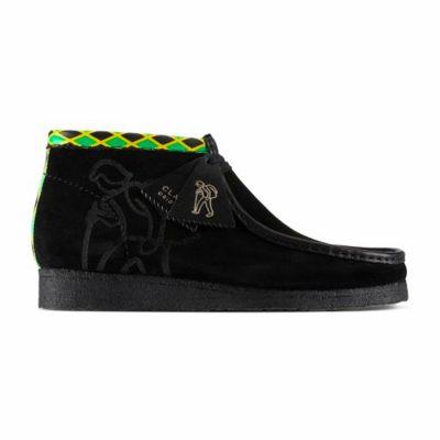 Clarks – Suede Wallabee – Jamaican