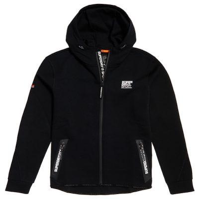Supedry – Gymtech Ziphood – Black