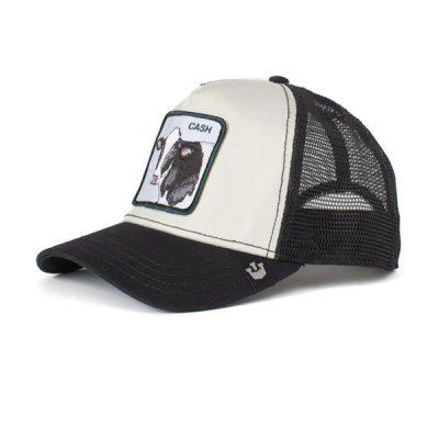 Goorin Bros. – Cash Cow Trucker Hat – Black