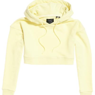 Superdry – Era Hoodie – Neon Yellow