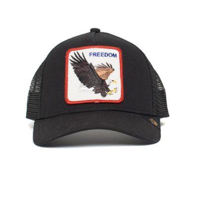 Goorin Bros. – Freedom Trucker Hat – Black