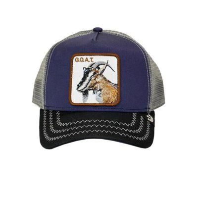 Goorin Bros. – G.O.A.T. Trucker Hat – Navy