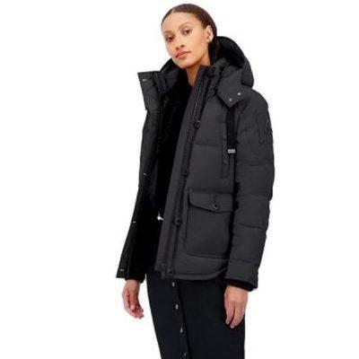 Moose Knuckles – Godbout Jacket – Black