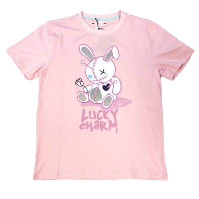 BKYS – Lucky Charm Tee – Pink