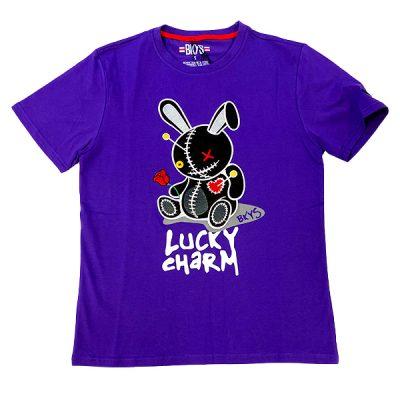 BKYS – Lucky Charm Tee – Purple