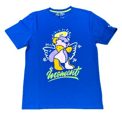 BKYS – Moments Tee – Blue