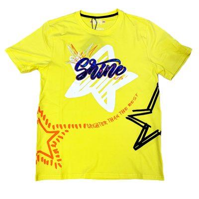 BKYS – Shine Tee – Yellow