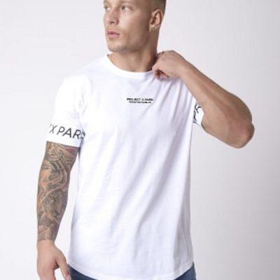Project X Paris – Sleeve Logo Tee – White