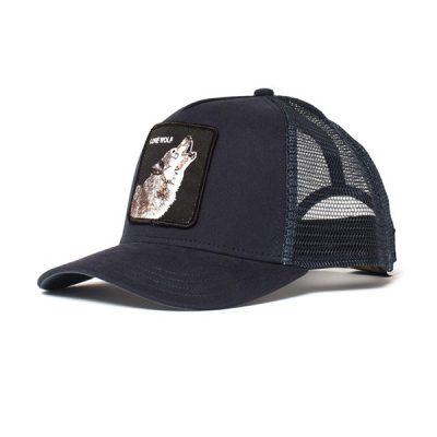 Goorin Bros. – Wolf Trucker Hat – Navy