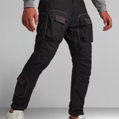 G Star RAW – 3D Tapered Cargo – Black