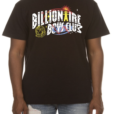 Billionaire Boys Club – Future Arch ss Tee – Black
