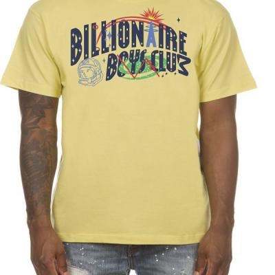 Billionaire Boys Club – Future Arch ss Tee – Goldfinch (Yellow)