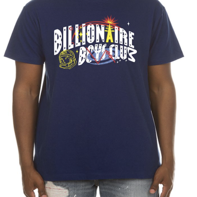 Billionaire Boys Club – Future Arch ss Tee – Blue