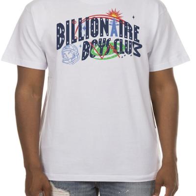 Billionaire Boys Club – Future Arch ss Tee – White