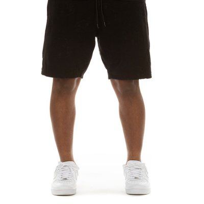 Billionaire Boys Club – Jacquard Short – Black