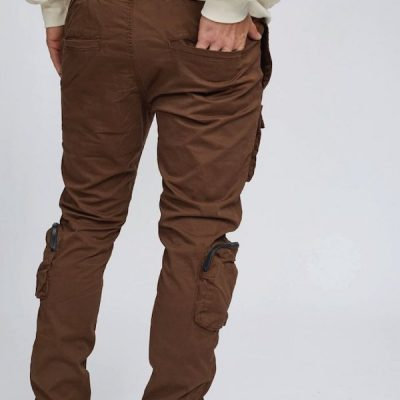 Kuwalla Tee – Utility Pant – Brown