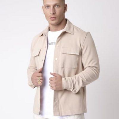 Project X Paris – Basic Over shirt – Khaki