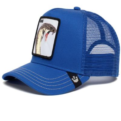 Goorin Bros. – Biter Trucker Hat – Blue