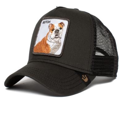 Goorin Bros. – Brutus Drake Trucker Hat – Black