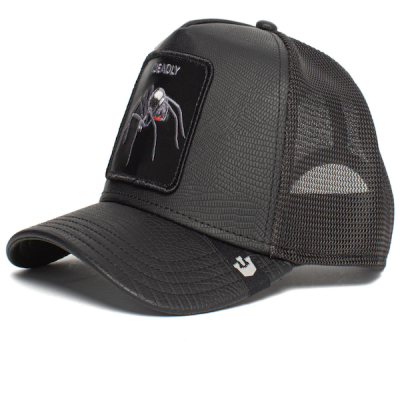 Goorin Bros. – Deadly Encounters Trucker Hat – Black