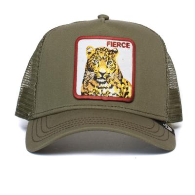 Goorin Bros. – Ferocious Trucker Hat – Green