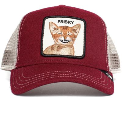 Goorin Bros. – Frisky Whisky Trucker Hat – Maroon