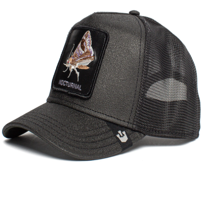 Goorin Bros. – Gimme the Light Trucker Hat – Black